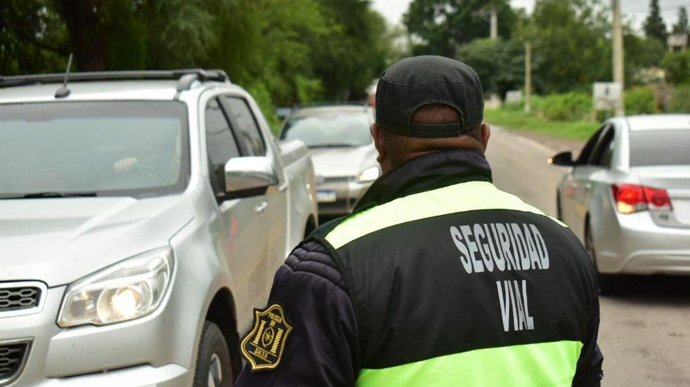 Multaron a 61 conductores salteños por conducir alcoholizados durante el fin de semana