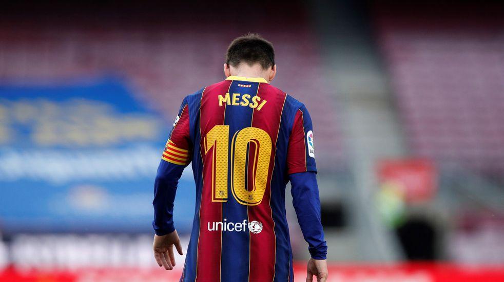 """Jordi Alba, sobre el fututo de Lionel Messi en Barcelona: """"Esperemos que no sea su último partido en el Camp Nou"""""""