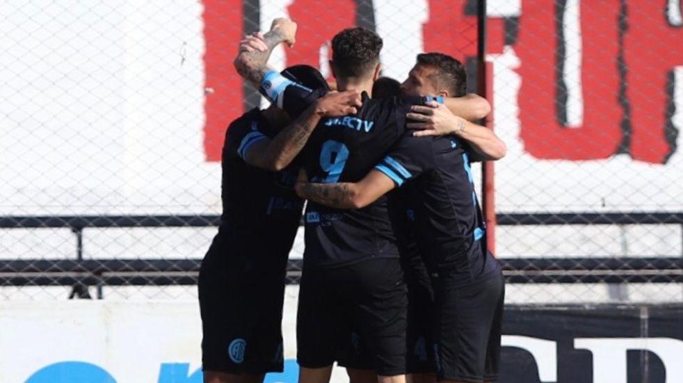 Belgrano volvió a las rachas de tres triunfos al hilo