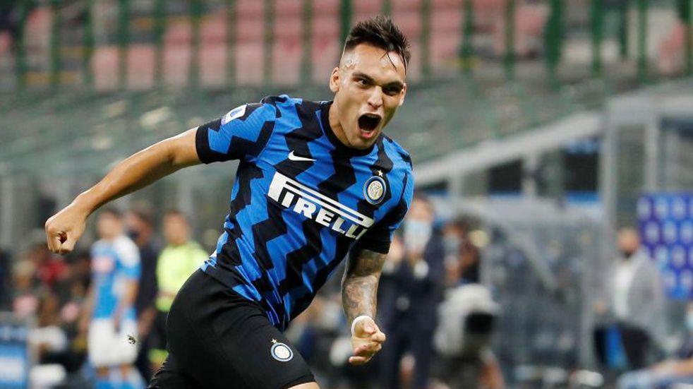 Lautaro Martínez marcó un golazo y el Inter definirá el segundo puesto con el Atalanta en la última fecha