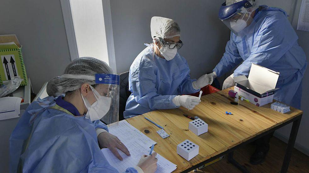 Coronavirus en Rosales: 17 nuevos casos