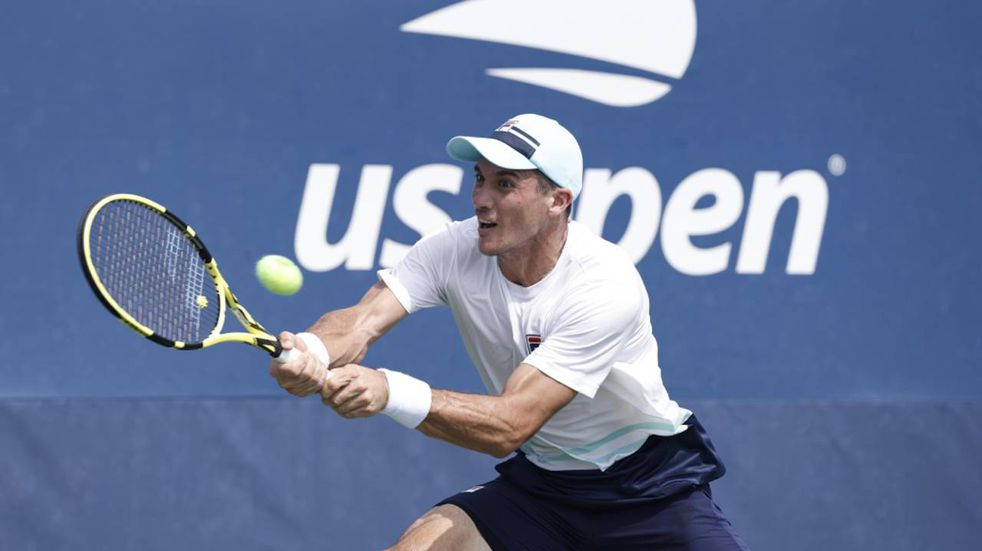 Facundo Bagnis ya está en tercera ronda del US Open. (EFE)
