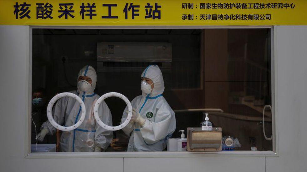 Rebrote de Coronavirus: China aísla una ciudad de 11 millones de habitantes