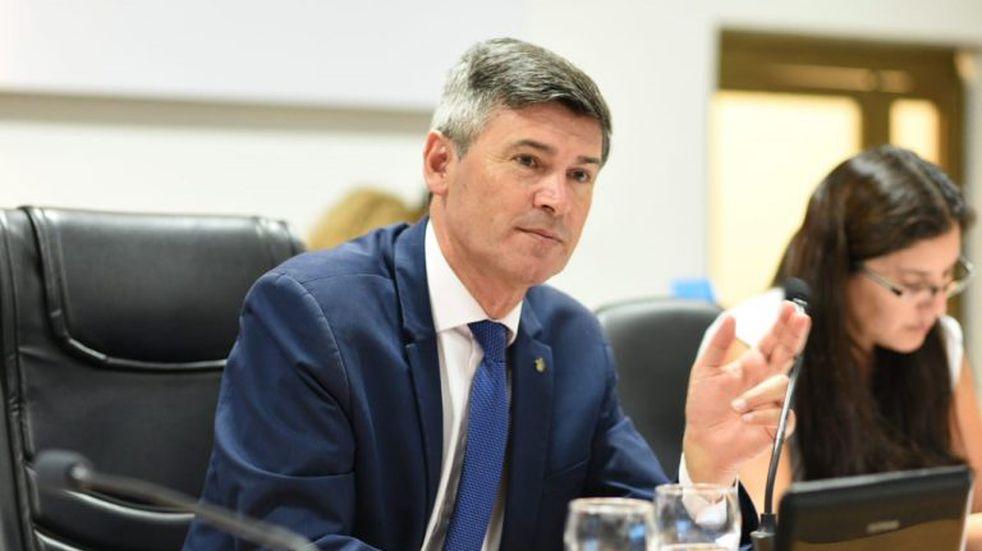Passerini defendió el proyecto de ajuste en la Municipalidad de Córdoba