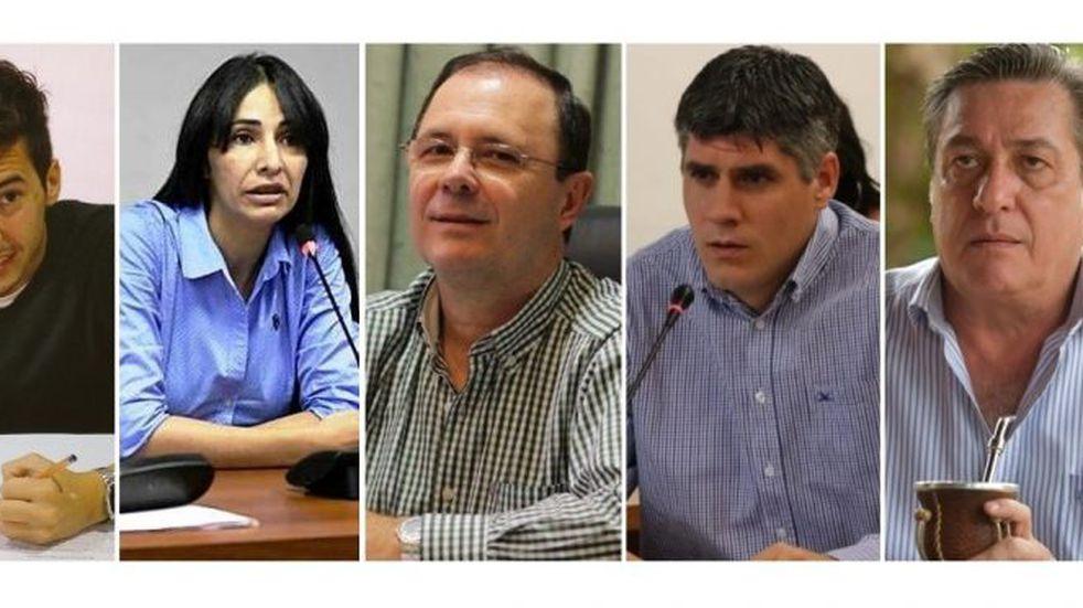 El dedo de Alberto Fernández llegó a Misiones, el del PRO quedó corto