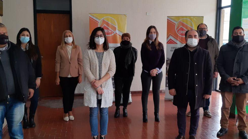 Lanzamiento del formato virtual y participativo de la Ley Micaela