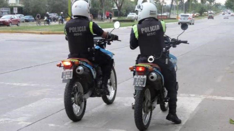 Detuvieron a un joven que cometió varios robos en las cercanías del Parque 9 de Julio