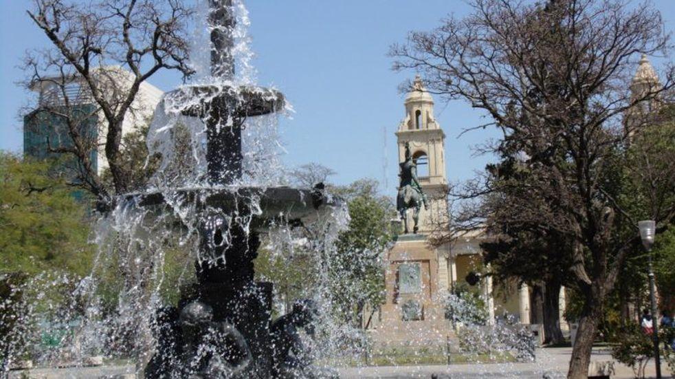 Domingo cálido en Santiago del Estero