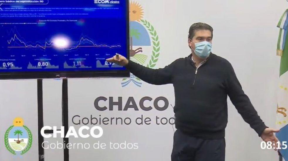 Coronavirus en Chaco: un muerto y 31 nuevos casos