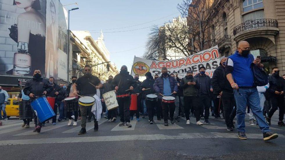 Crisis del transporte en Córdoba: UTA convocó a otra marcha para este lunes