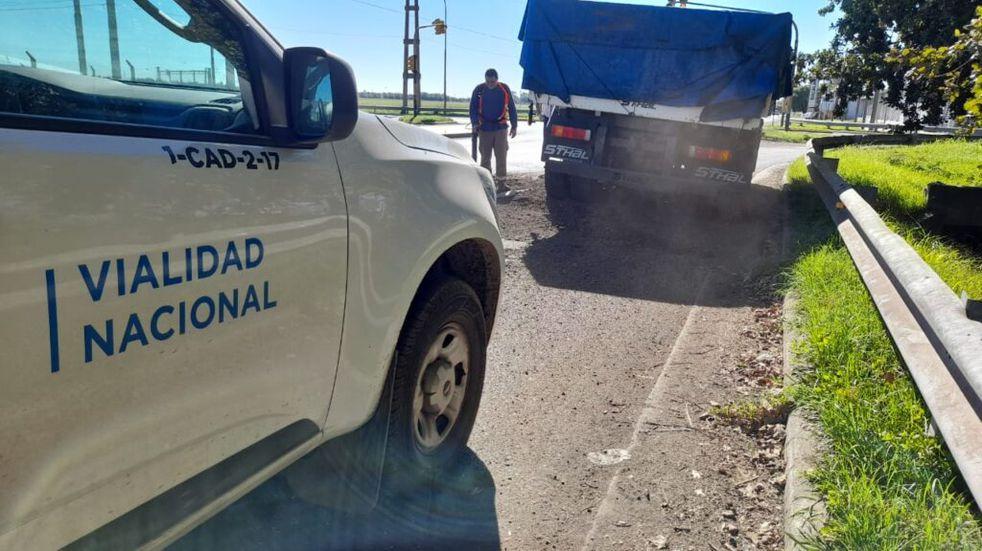 Reparación de la ruta 33 incluyendo los ingresos desde Pujato