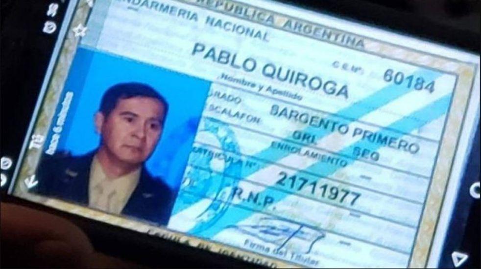 Asesinaron a un gendarme en Moreno: le robaron el arma, la billetera y el celular