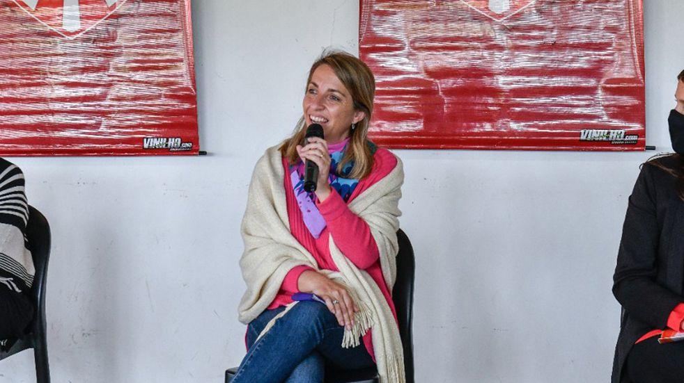 Autoridades nacionales y provinciales compartieron una jornada con mujeres del deporte entrerriano