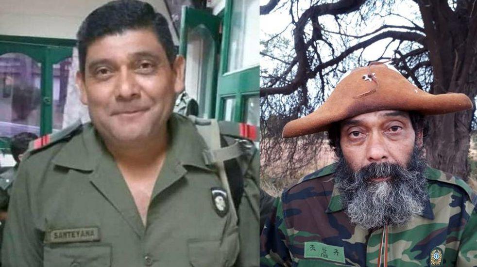 Encontraron con vida a un gendarme que estaba desaparecido hace siete meses