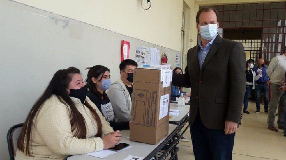 Con normalidad se realizan las Paso 2021 en Entre Ríos, para el mediodía ya había votado el 26% del padrón