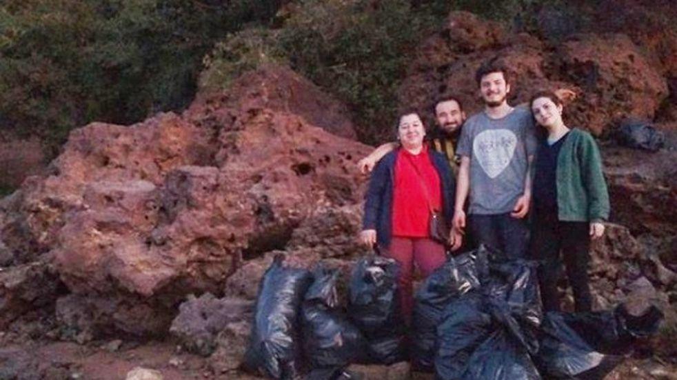 Jóvenes correntinos buscan voluntarios para limpiar las playas