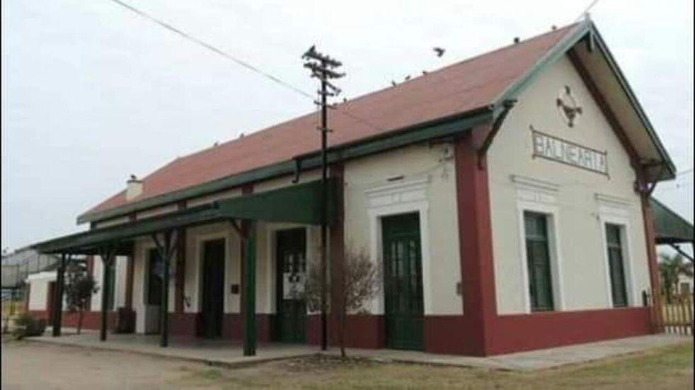 Museo Ferroviario de Balnearia