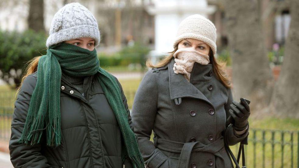 Continúa el frío en Marcos Juárez