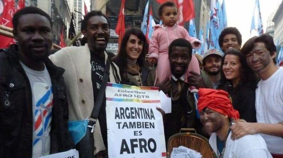 """Federico Pita: """"Los afroargentinos construimos la Argentina"""""""