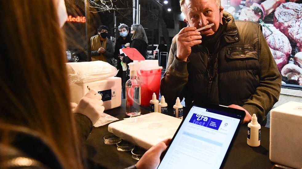 Coronavirus en Mendoza: 16 muertes y 274 casos fueron registrados este lunes