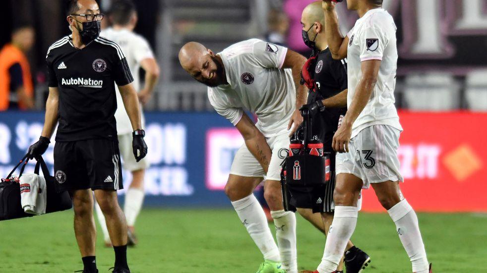 Inter Miami perdió 5-0 y Gonzalo Higuaín se fue abucheado