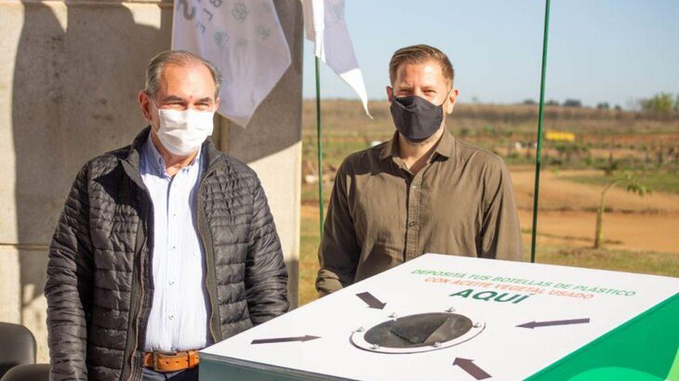 Continúan las acciones para una Posadas más Sustentable: habrá recolección de aceite vegetal usado