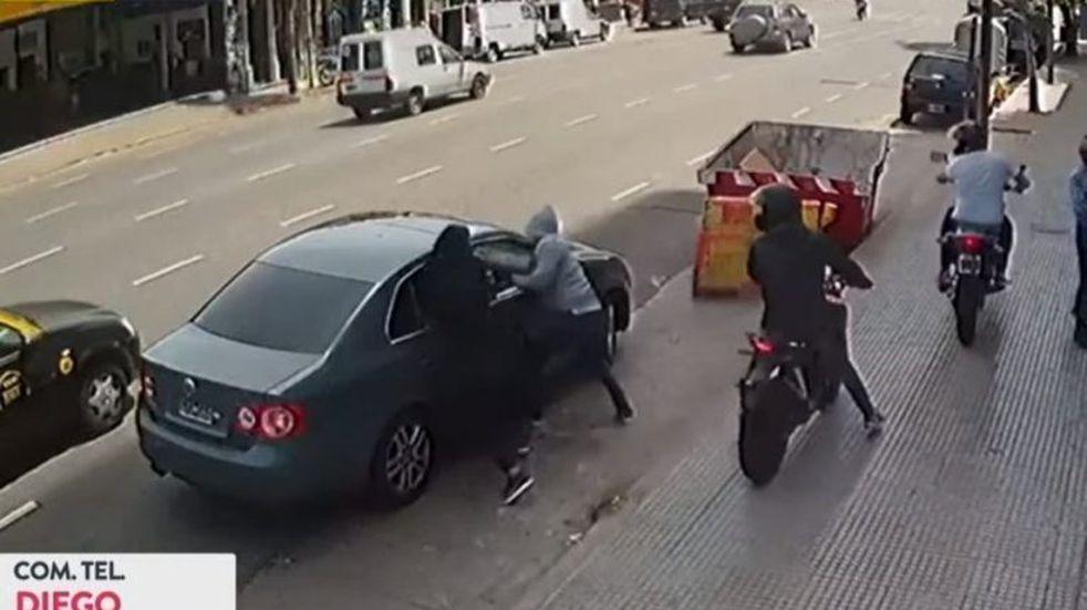 Aumentaron los robos en el barrio porteño de Palermo, según cifras oficiales