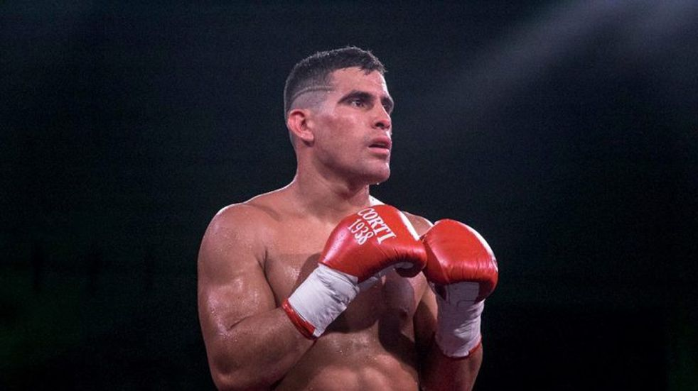 """El Boxeador Gustavo """"Tito"""" Lemos fue denunciado por una supuesta agresión"""