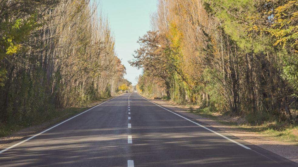 Clima en el sur mendocino: fin de semana con temperaturas agradables pero inestable