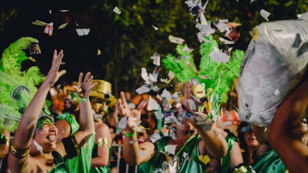 Llegan los carnavales a San Antonio de Arredondo