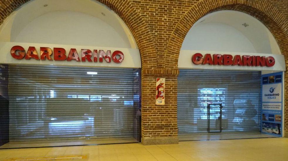 Garbarino cerró definitivamente sus sucursales de Rosario