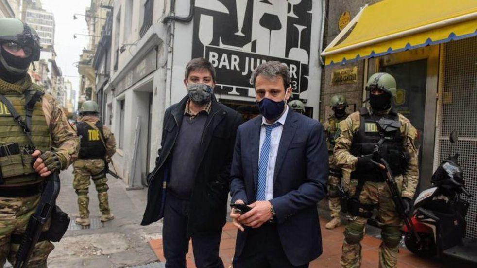 El fiscal Miguel Moreno dijo que el club Rosario Central fue la materia prima del enriquecimiento ilícito de \