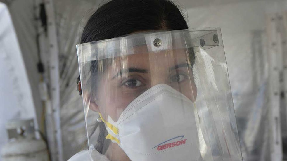 Pérez sumó 32 casos nuevos de coronavirus