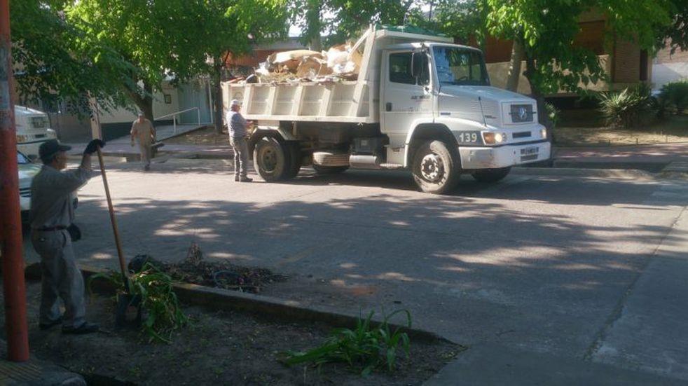 General Alvear: cronograma de recolección de residuos por Semana Santa