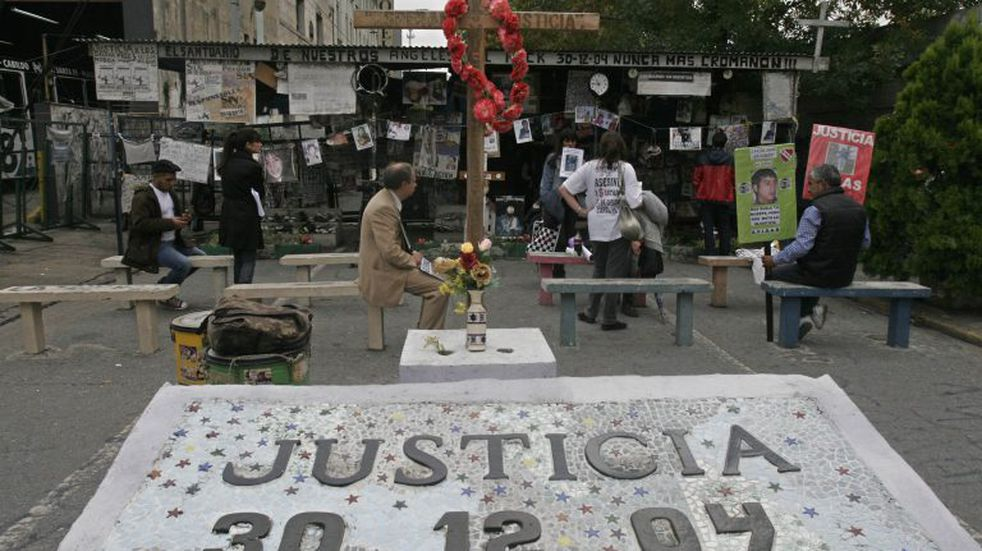 Homenaje a las víctimas de Cromañón, a 16 años de la tragedia