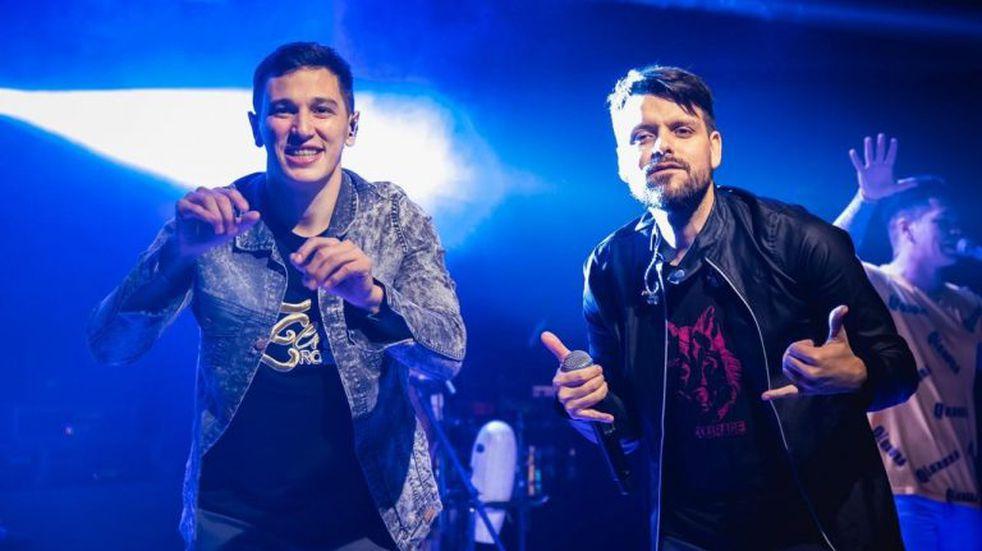 Una locura: Nico Sattler y el Chino Herrera festejan 14 años con la música cordobesa