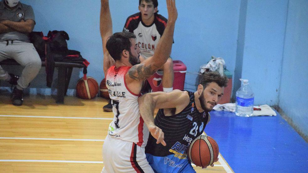 Juani Bellozas y Unión de Mar del Plata se juegan la clasificación