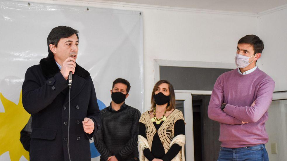 Frente de Todos en Tandil: desde el partido festejaron las elecciones PASO 2021
