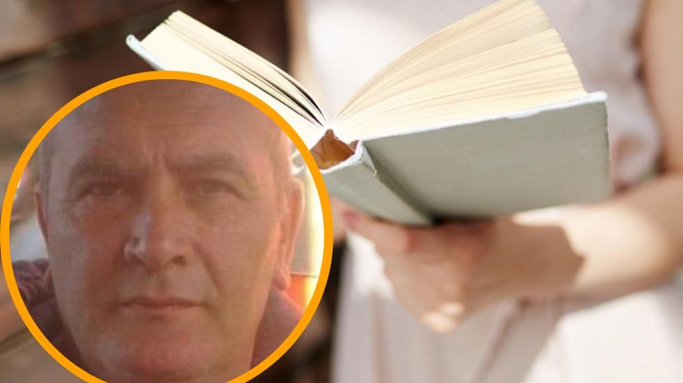 """Escritor guaymallino presenta su libro, """"Letras para Lu"""", una obra dedicada a su hija"""