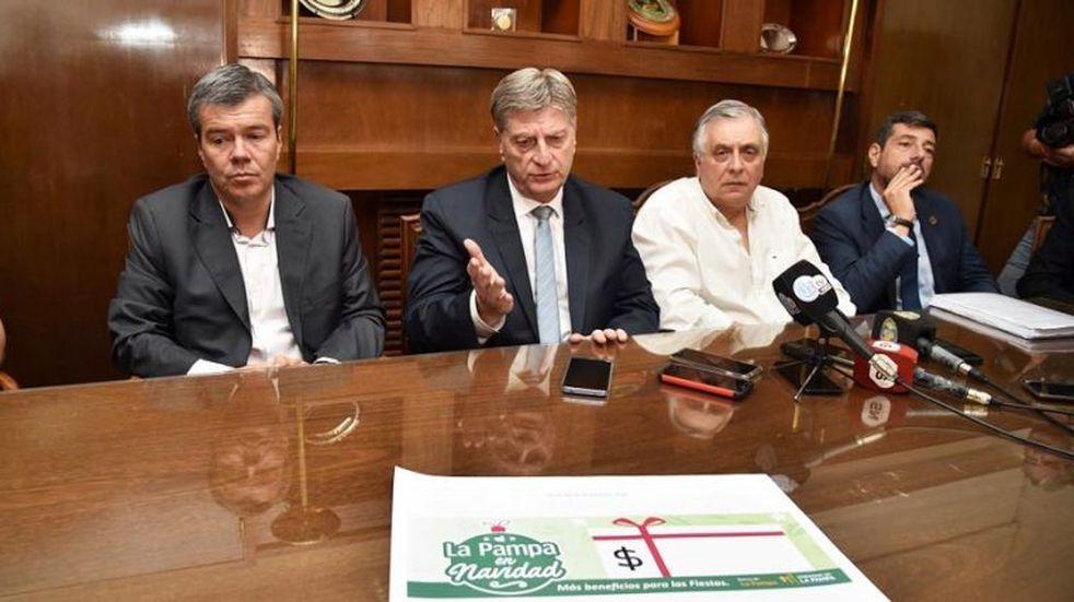 El Gobierno pampeano lanzó un programa con descuentos navideños para productos seleccionados