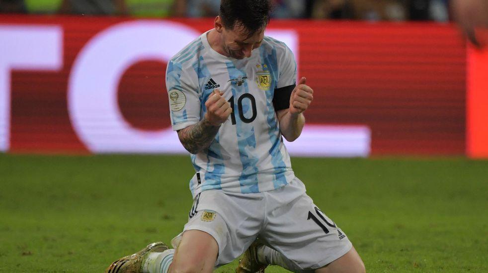 La tierna foto de Mateo junto a Leo Messi que compartió Antonela Roccuzzo