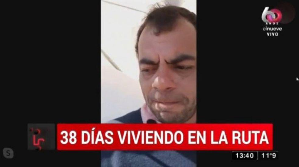 El mecánico de Pirané atacado por el gobierno ya no quiere entrar a Formosa