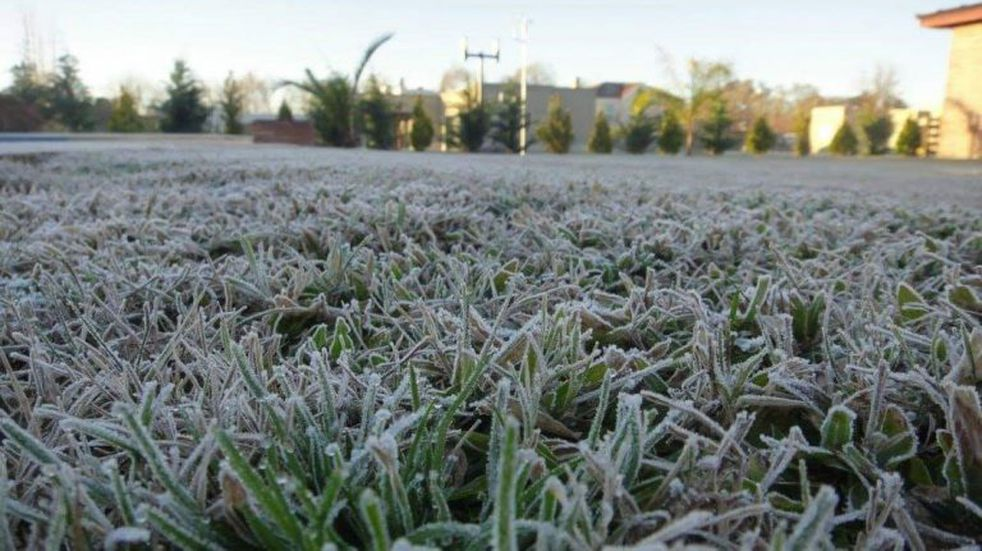 ¡Friísimo! Miércoles con lloviznas y una máxima de 11°C para Carlos Paz
