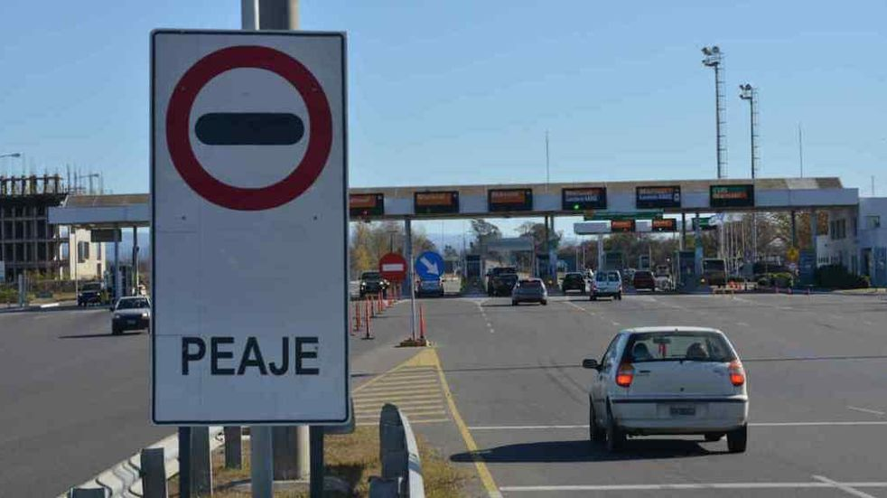 Rige el aumento de tarifas en los peajes de rutas y autopistas