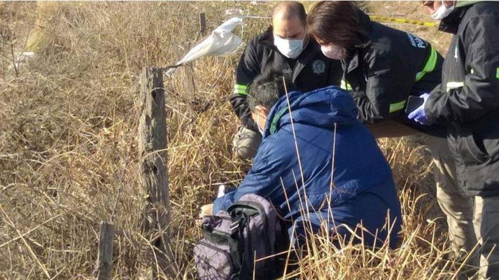 Analizarán en Córdoba el cráneo hallado en Aero Village de Río Cuarto