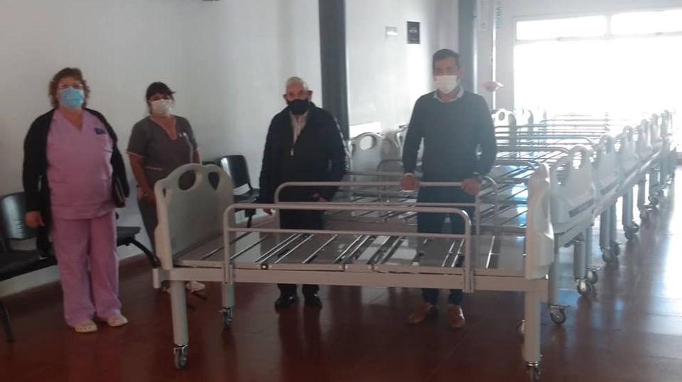 La Clínica Médica del Centro de Salud cuenta con 14 camas nuevas