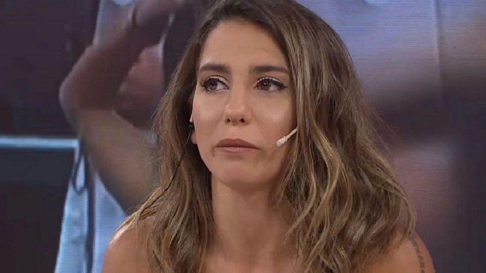 Cinthia Fernández lloró en su descargo.