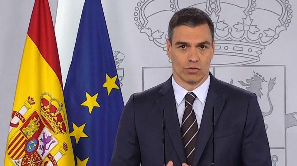 Sánchez anunció que a partir de julio se reanudará la entrada de turistas a España