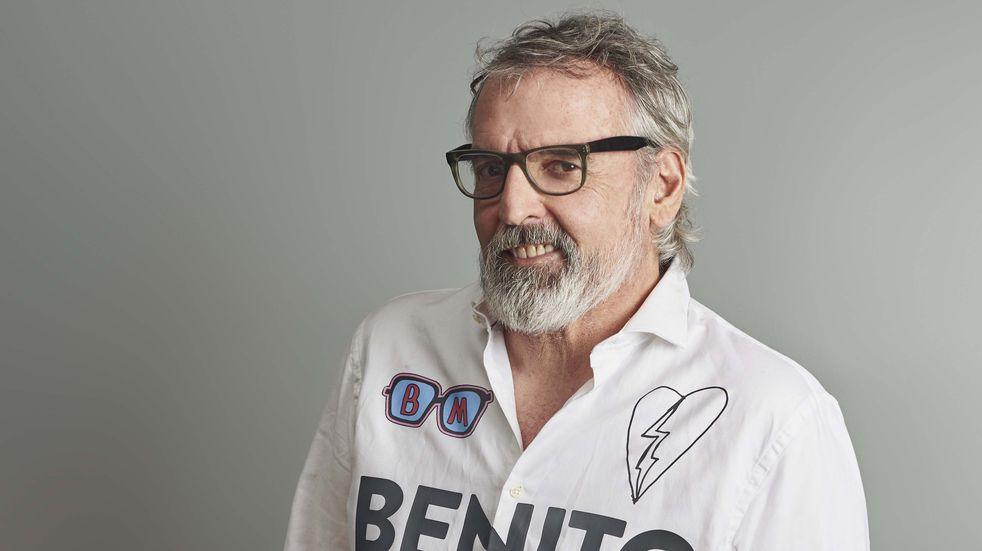 """Benito Fernández: """"Me estoy deconstruyendo, vengo de una generación que ocultaba las inclinaciones sexuales"""""""
