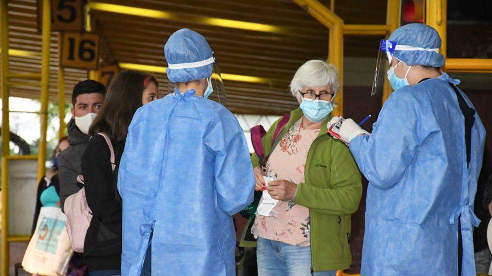 Con mas muestras analizadas, detectan 446 casos positivos en La Pampa